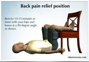 how to fix back pain