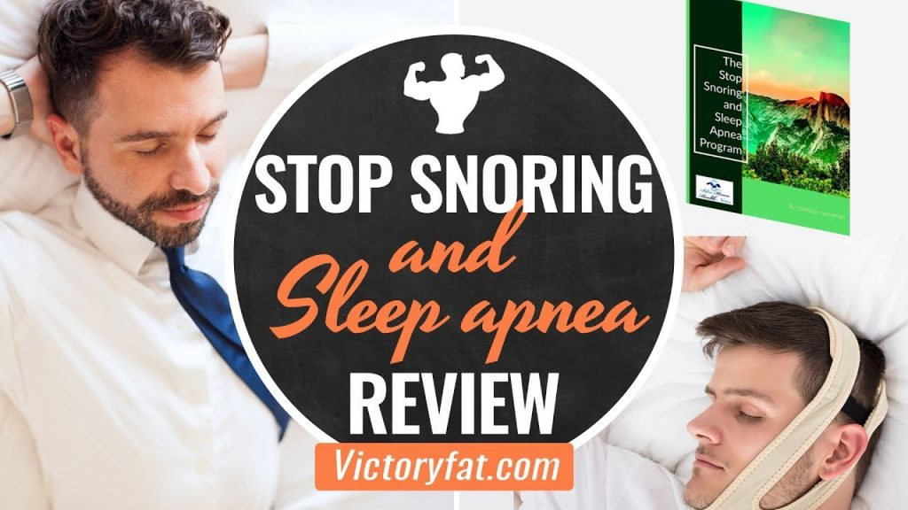 Stop Snoring and Sleep Apnea Program Review